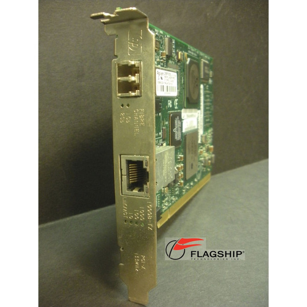 HP A9784B PCI-X 2Gb FC & 1000Base-TX Combo Card