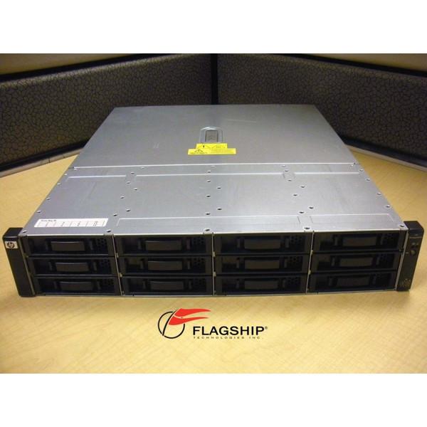 HP AG638A StorageWorks M6412 FC EVA  Drive Enclosure for EVA4400 EVA6400