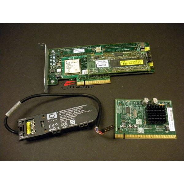 HP AD248A Internal 8-Port SAS P400/256MB RAID Controller for rx2660