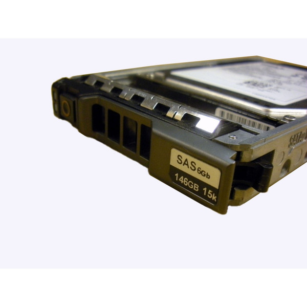 "Dell X162K Seagate 146GB 15K SAS 2.5"" 6Gbps Hard Drive ST9146852SS"