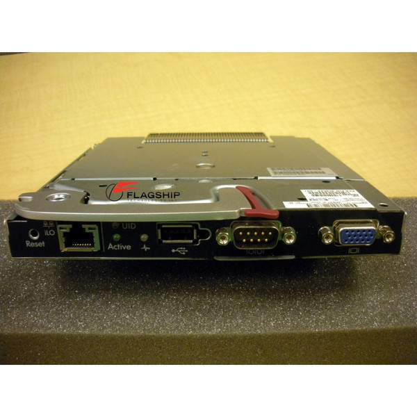 HP 456204-B21 / 503826-001 BLc7000 Onboard Administrator with KVM Option Module