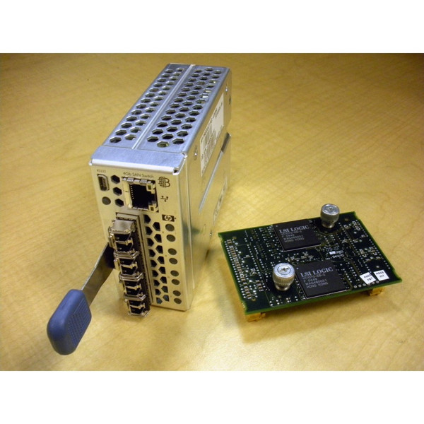 HP A7535A Brocade 4Gb San Switch Power Pack & Conditioning Card 321145-001 via Flagship Tech