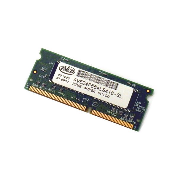 Printronix 250489-001 IBM 75P2809 32MB SDRAM Memory DIMM via Flagship Tech