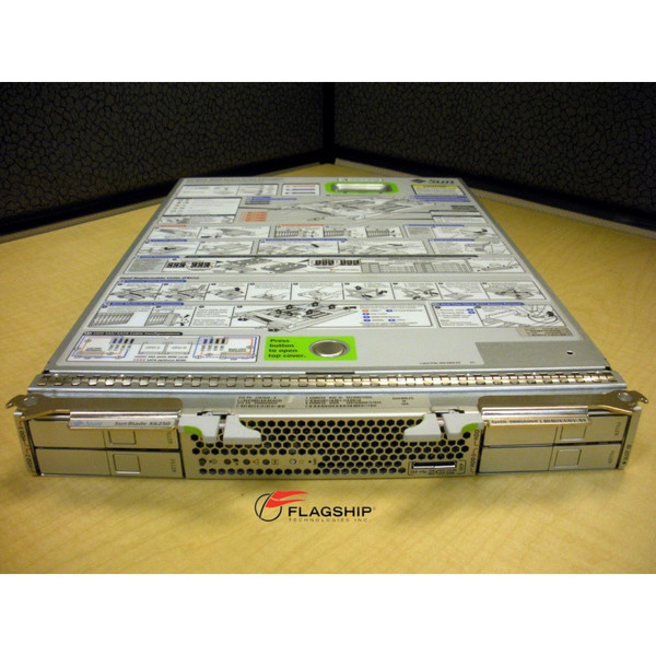 Sun Blade X6250 *540-7254 2x Intel Xeon 3.33GHz Quad Core, 4GB Ram, RAID Card