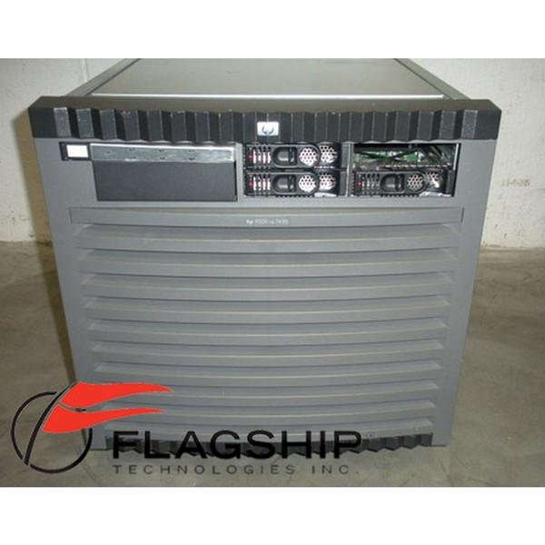 HP A7027A rx7620 Server 8-way 1.6GHz/6MB 32GB 2x 73GB DVD Rack Kit