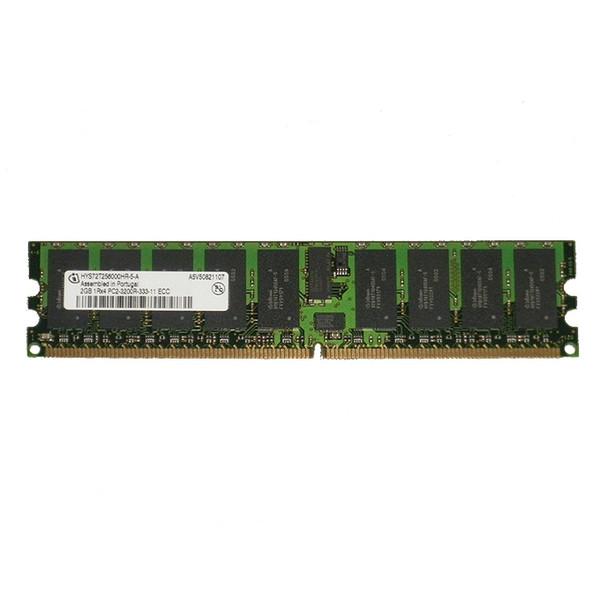 2GB PC2-3200R 400MHz 1Rx4 DDR2 ECC Memory RAM DIMM Y2835 G6036