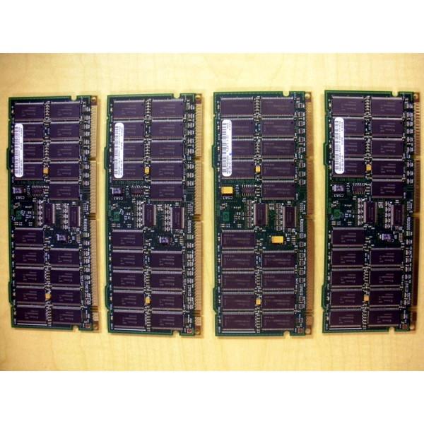 HP A5198A 2GB (4x 512MB) SDRAM Memory Kit A5198-60101 via Flagship Tech