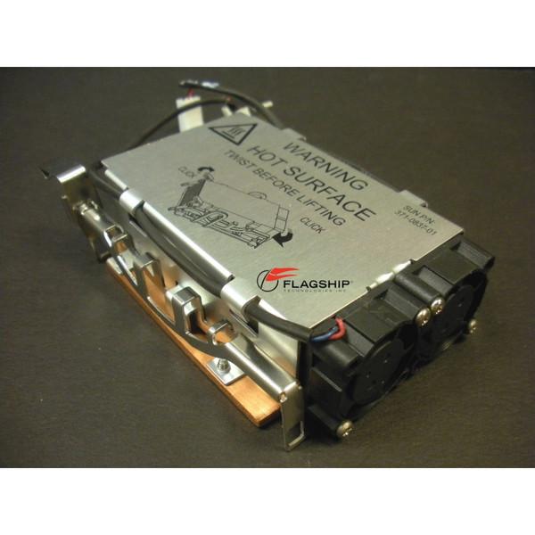 Sun 371-0837 CPU Heatsink & Fan Assembly for V210 V240