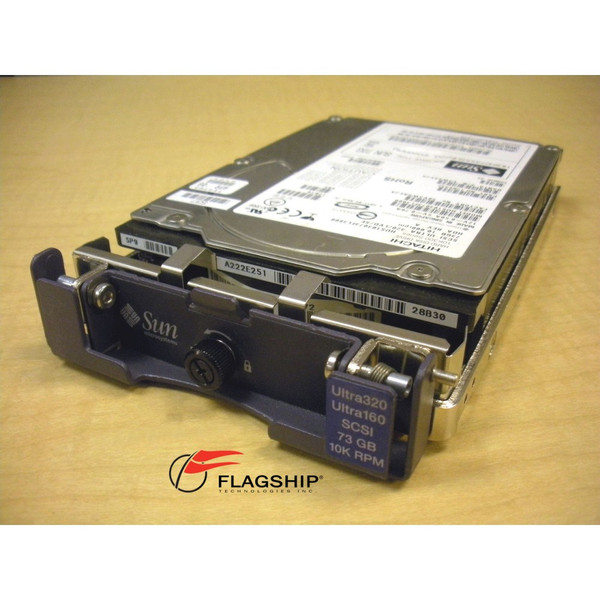 Sun 540-6056 73GB 10K SCSI Hard Drive for 3120 / 3310 Array