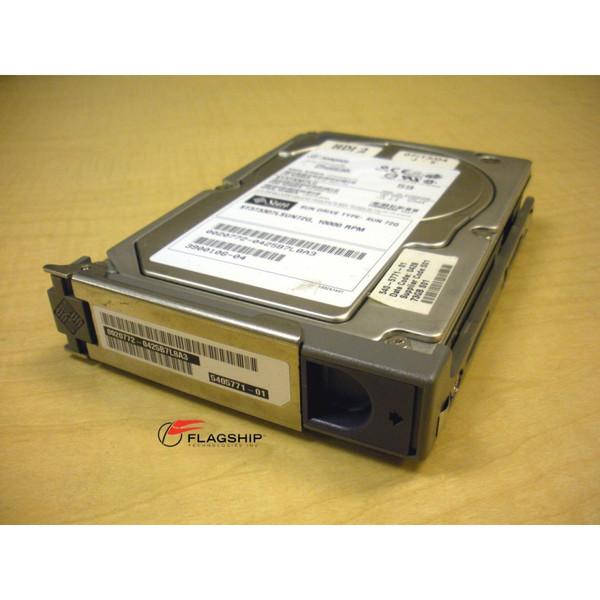 Sun 540-5771 73GB 10K SCSI Hard Drive for Netra 1280 w/ Spud Bracket