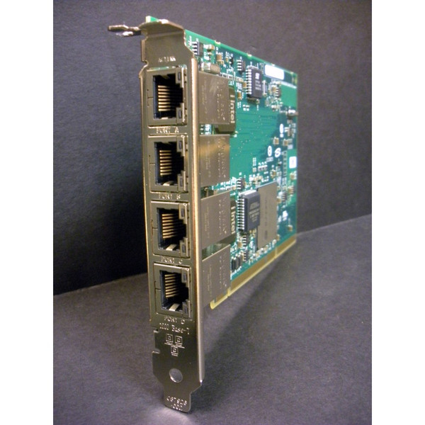HP AB545A PCI-X 4-port 1000 BaseT Ethernet Adapter via Flagship Tech