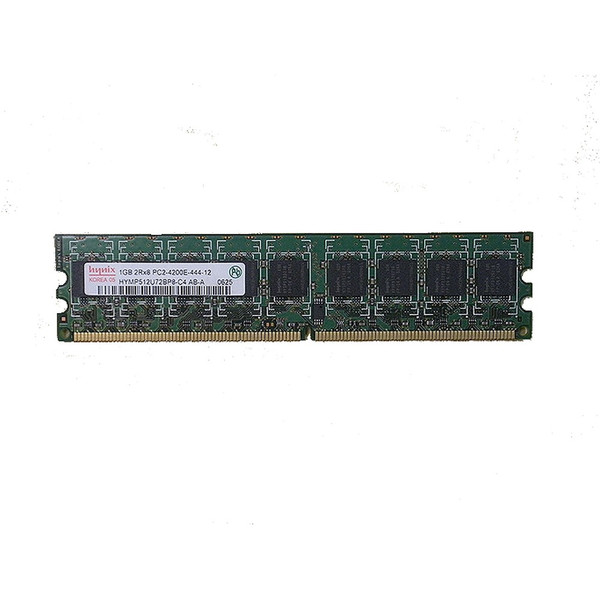 1GB PC2-4200E 533Mhz 2RX8 DDR2 Unbuffered Memory RAM DIMM D6508
