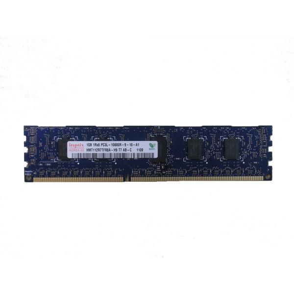 1GB (1x1GB) PC3L-10600R 1Rx8 1333MHz Memory RAM RDIMM Dell 9XY4G