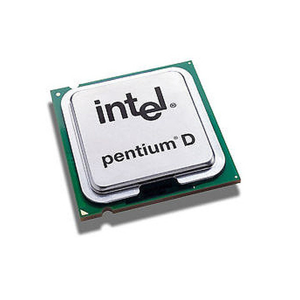 2.8GB 800MHz Intel Pentium D 915 Dual-Core CPU Processor SL9DA