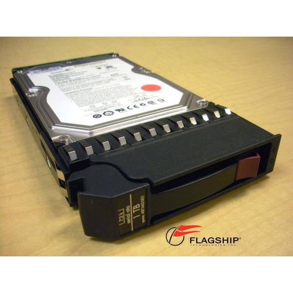HP 487442-001 1TB 7.2K 3G SATA LFF DP MDL Hard Drive for VLS9000
