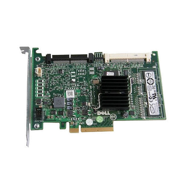Dell PowerEdge PERC 6/i SAS RAID Controller Adapter Card PCI-E YW946