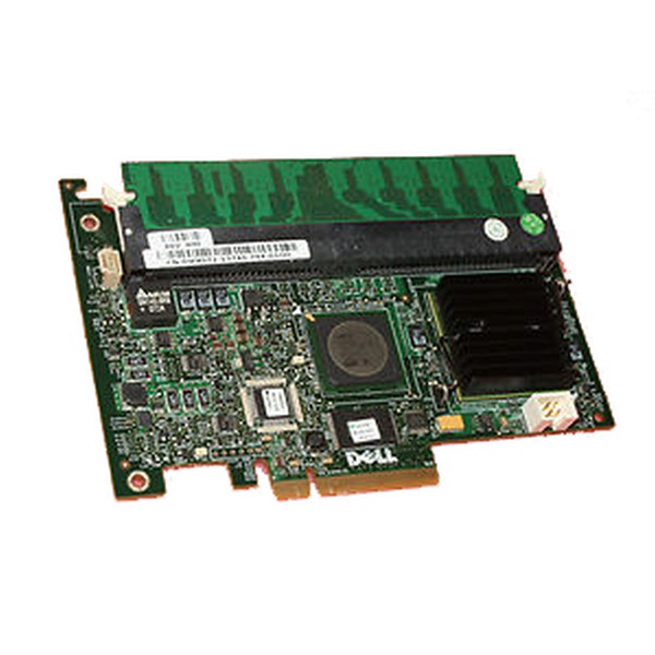 Dell PowerEdge PERC 5/i SAS RAID Controller Adapter Card PCI-E GT281