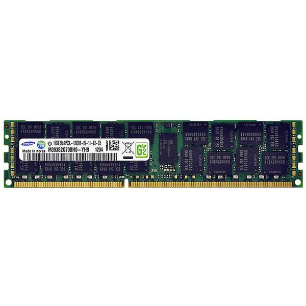 8GB (1x8GB) PC3-12800R 2Rx4 1600MHz Memory RAM RDIMM Dell RYK18