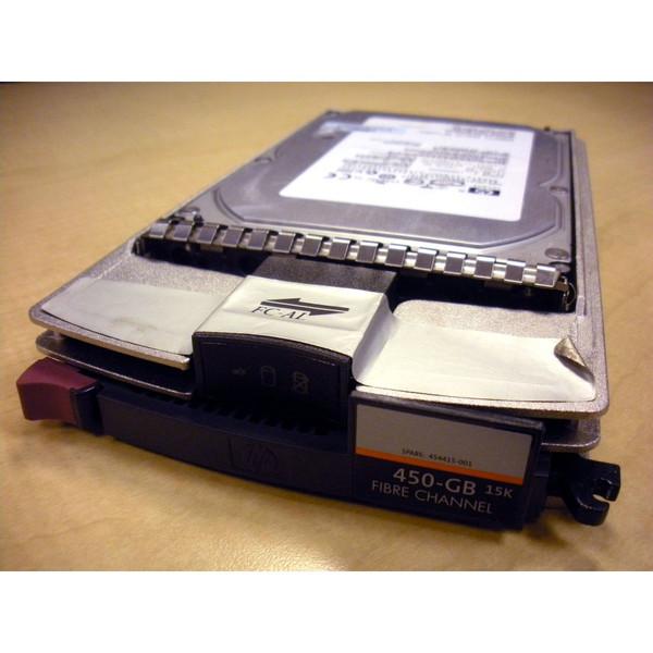 HP AG804A 454415-001 450GB 15K DP FC Hard Drive for EVA via Flagship Tech