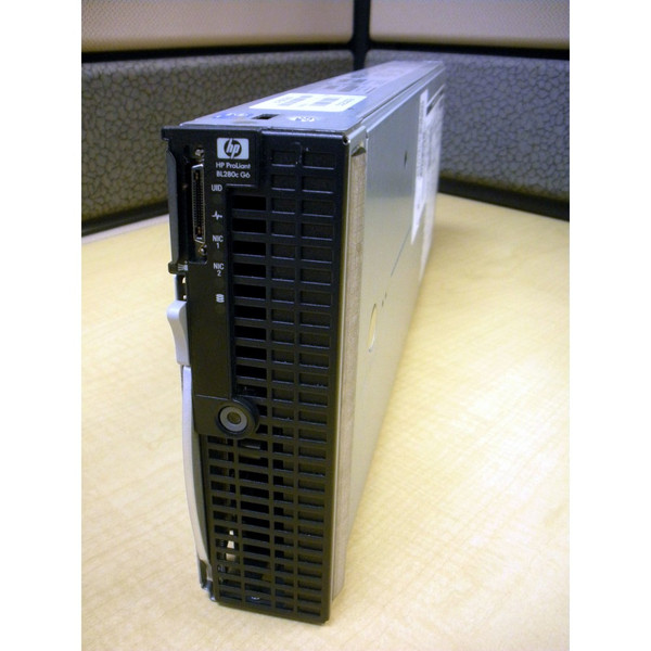 HP 507865-B21 BL280c G6 CTO Blade Server Chassis via Flagship Tech