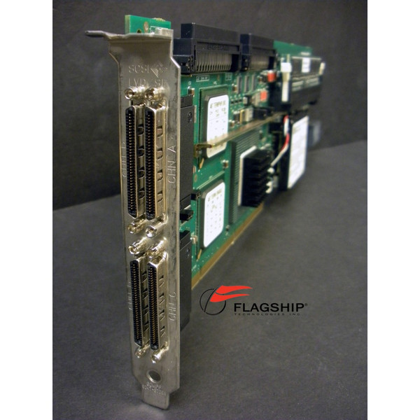 HP A5856A / A5856-69101 RAID 4SI PCI 4-Port Ultra2 SCSI Controller Card