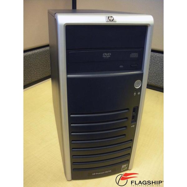 HP 480568-005 ML115 G5 AMD O1214 DC 2.2GHz, 1GB, 160GB SATA US Server