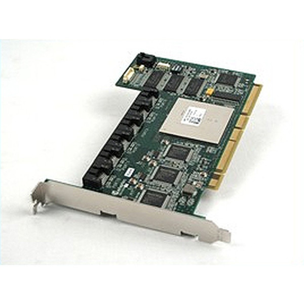 Dell Adaptec 6-Port SATA RAID Adapter 64MB PCI-X AHA-2610SA D9872