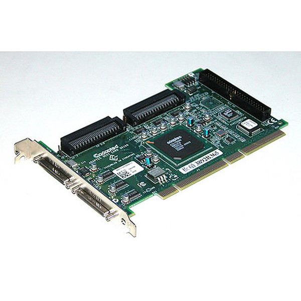 Dell Adaptec 39160 U160 SCSI HBA Card Adapter PCI-X UP601