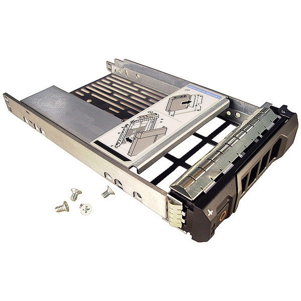 "Dell 3.5"" to 2.5"" Hard Drive Adapter & Tray for R and T-Series Servers 9W8C4 Y004G"
