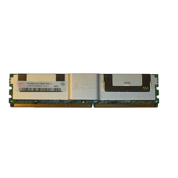 1GB PC2-5300F 667MHz 2RX8 DDR2 ECC Memory RAM DIMM UP808