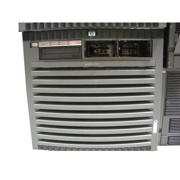 HP A7025A rp7420 Server 16-Way 1.1GHz PA8900 32GB 4x 146GB DVD Rack via Flagship Tech
