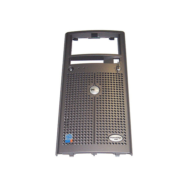 Dell PowerEdge 830 Server Front Tower Bezel Faceplate & Key X8958