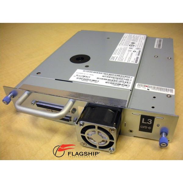 IBM 8046-3573 400/800GB Ultrium LTO-3 SCSI LVD HH Tape Drive Module for 3573