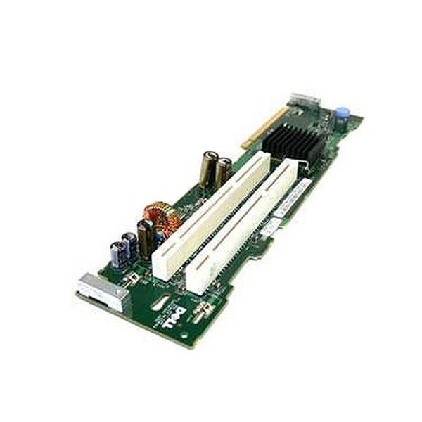 Dell PowerEdge 2950 2x PCI-X Riser Board XJ891 0XJ891