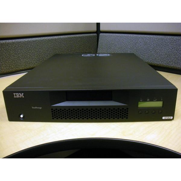 IBM 3581-F38 3.2/6.4TB Ultrium LTO-3 Autoloader External FC Tape Drive