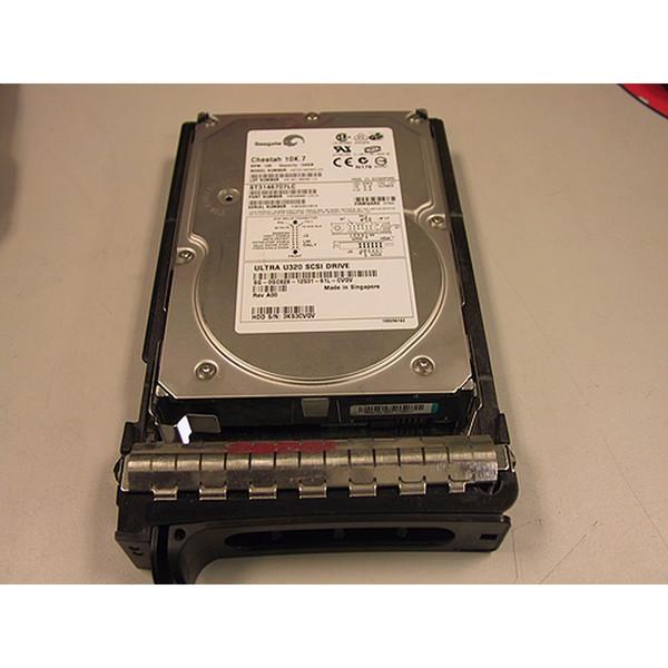 Dell Y4628 146GB 10K U320 SCSI 80Pin Hard Drive Seagate ST3146707LC via Flagship Tech
