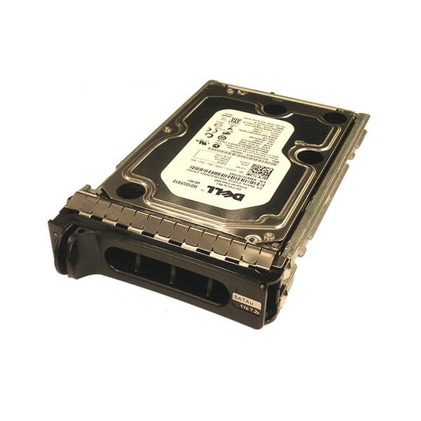 "1TB 7.2K RPM 3.5"" SATA 3Gbps Hard Drive Dell V8FCR Western Digital WD1003FBYX"