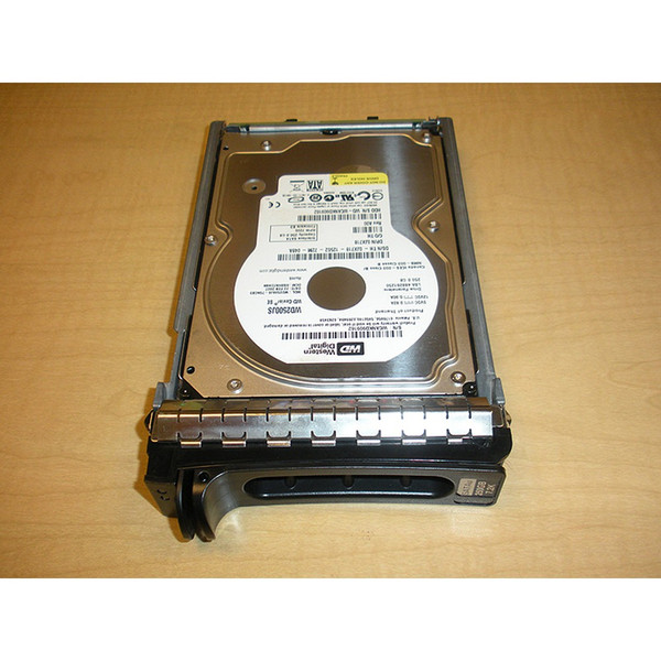 "250GB 7.2K SATA II 3.5"" Hard Drive Dell KT960 Western Digital WD2500JS"