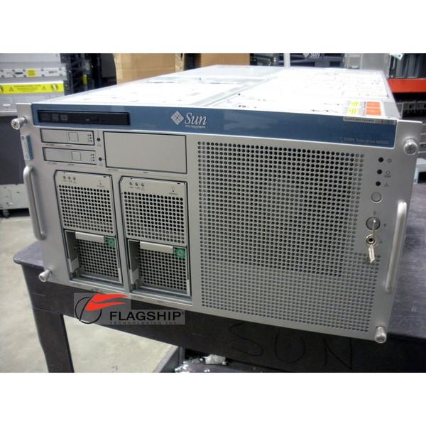 Sun SEEPGCB2Z M4000 2x 2.53GHz QC SPARC64 VII, 32GB, 2x 146GB Server