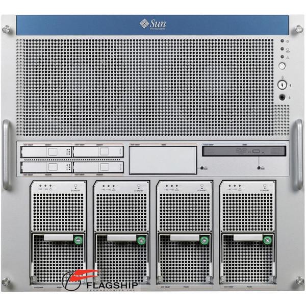 Sun SEFPAJC1Z M5000 2x 2.15GHz DC SPARC64 VI, 32GB, 2x 146GB 10K SAS Server