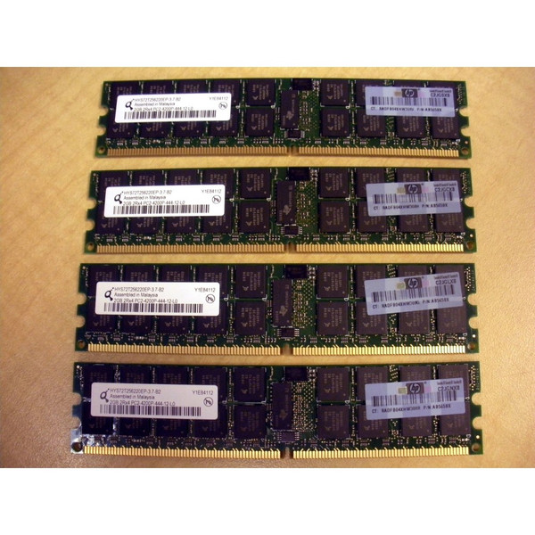 HP AH253A 8GB (4x 2GB) Memory Kit PC2-5300 via Flagship Tech