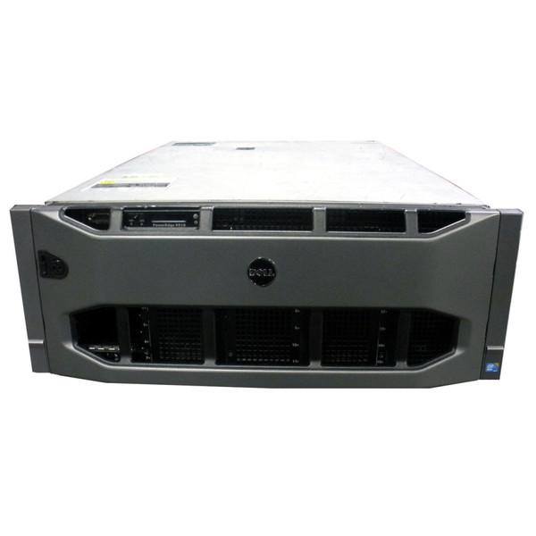 Dell PowerEdge R910 Server 4x 1.87GHz/18MB Six-Core L7545 128GB 4x 600GB 10K SAS