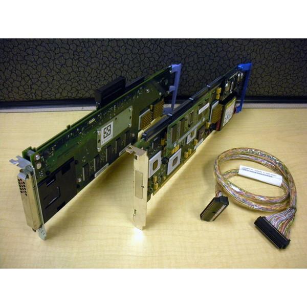 IBM 5581-9406 2757 Raid Controller w/ Auxiliary Write Cache 5708 *New Cells* via Flagship Tech