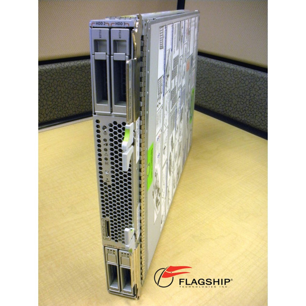 Sun X5713C T6320 1.6GHz 8-Core 541-3843 541-3839 32GB 2x 146GB 10K Blade Server