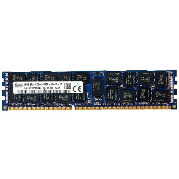 16GB (1x16GB) PC3-14900R 2Rx4 1866MHz Memory RAM RDIMM Dell 12C23