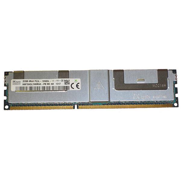 32GB (1x32GB) PC3L-12800L 4Rx4 1600MHz Memory RAM LRDIMM Dell F1G9D