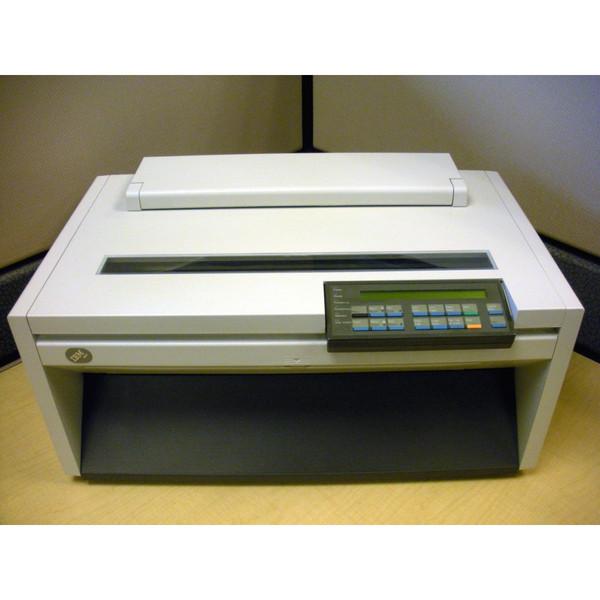 IBM 4247-003 Dot Matrix Printer 700 CPS Parallel and Optional IPDS Ethernet