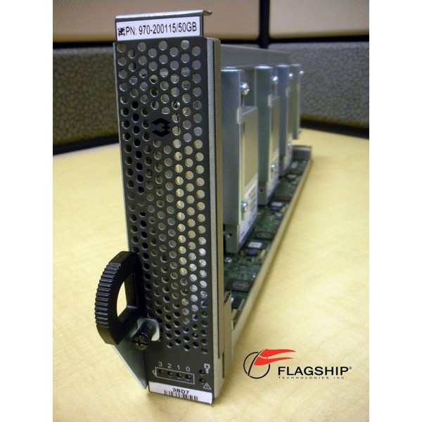 HP 3PAR QL251A 970-200115/50GB 4x 50GB SATA SSD 4Gb FC Hard Drive Magazine