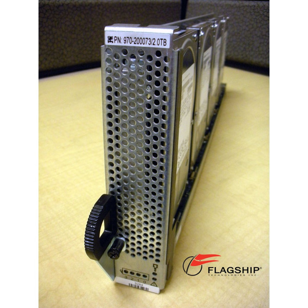 HP 3PAR QL255A 970-200073/2.0TB 4x 2TB SATA 7.2K 4Gb FC Hard Drive Magazine