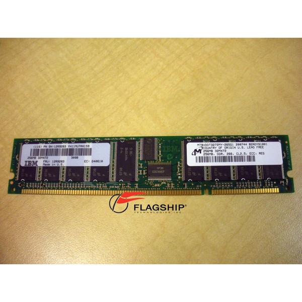 IBM 12R9283 256MB (1x 256MB) Memory DIMM